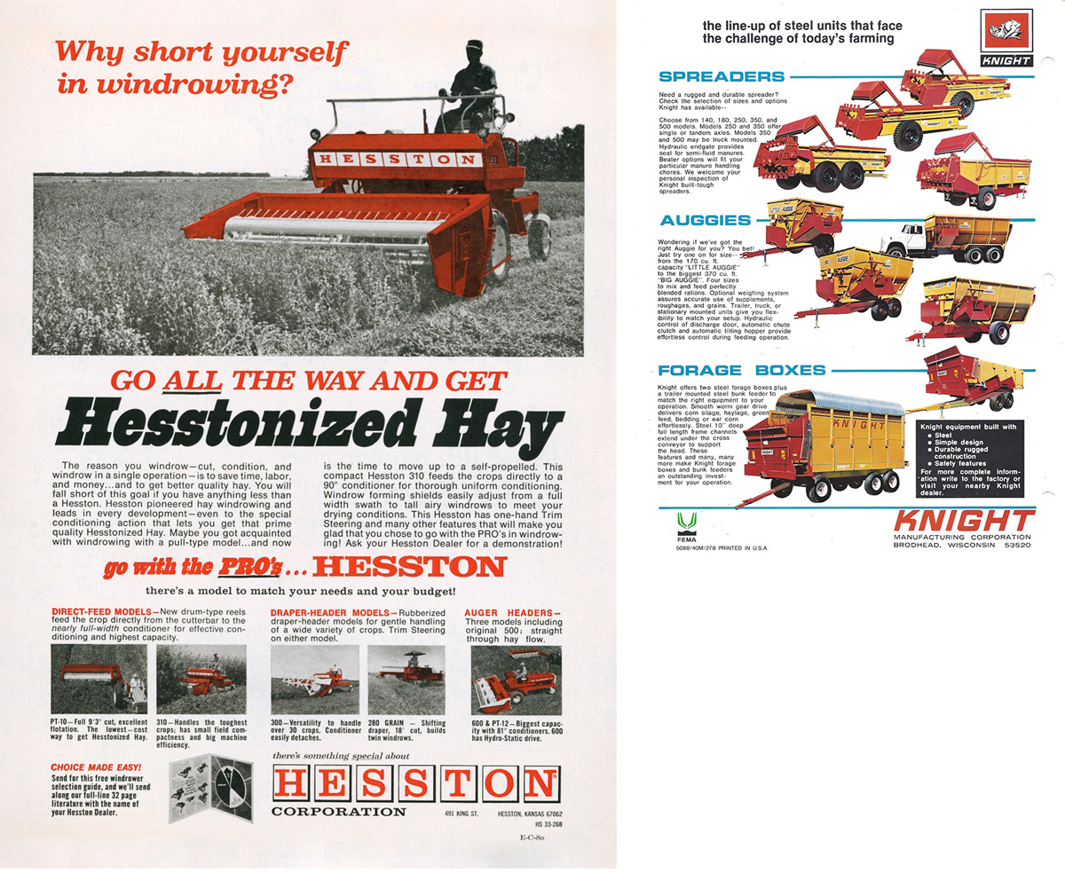 Our History | Gibbsville Implement | Calgary, AB | Sales of